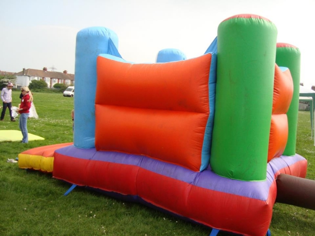 Mini Bouncy Castle Hire All ages