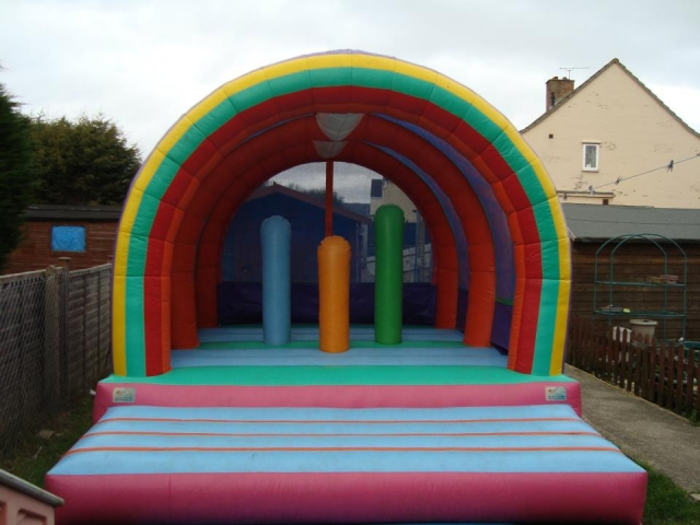 Bouncy Castle Hire Somerset