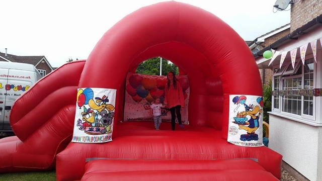 Birthday Party Bouncy Castle Hire