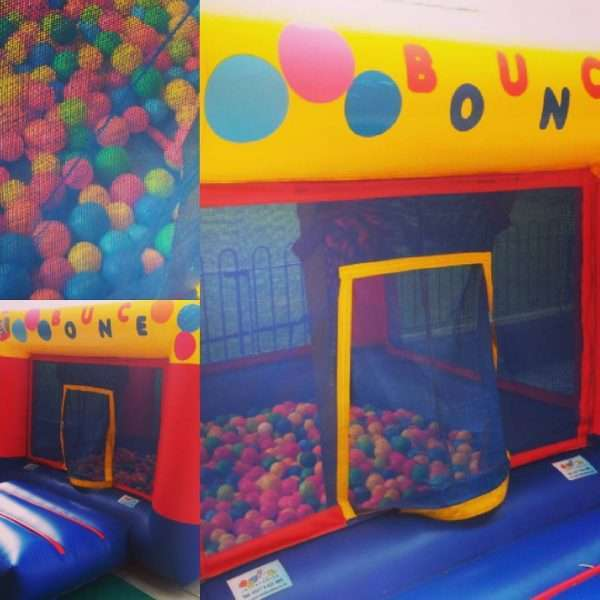 Ball Pit Inflatable Hire Weston-super-Mare and Surrounding
