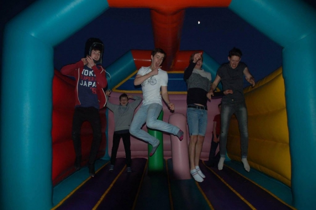 Bouncy Castle for ALL Ages