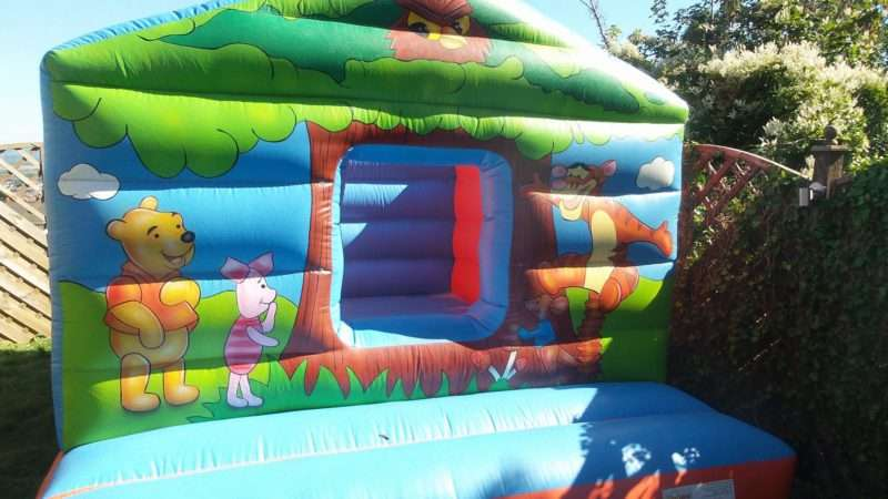 Young Childrens Bouncy Castle Hire