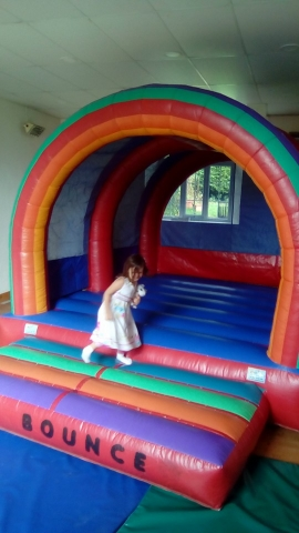 Hall Bouncy Castle Hire