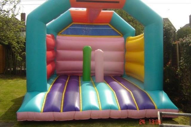 Adult Bouncy Castle Hire Somerset