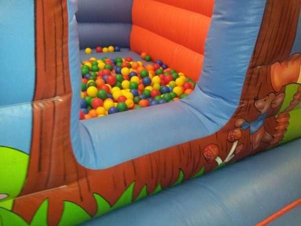 Winnie The Pooh Ball Pit Hire Weston-super-Mare