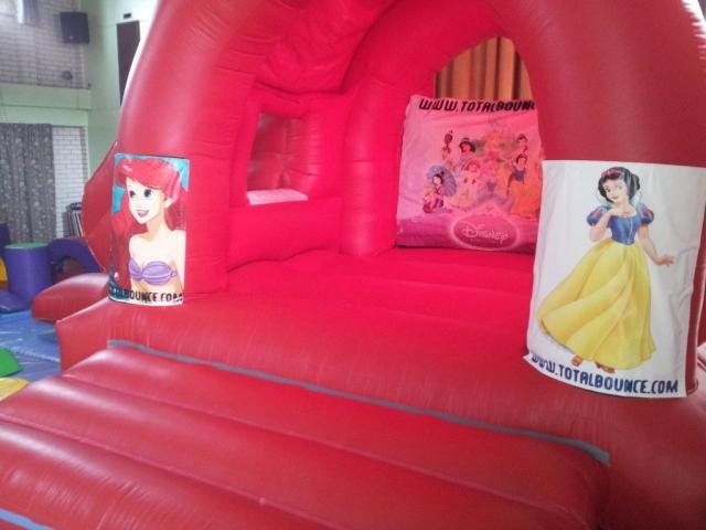 Disney Princess Bouncy Castle Hire