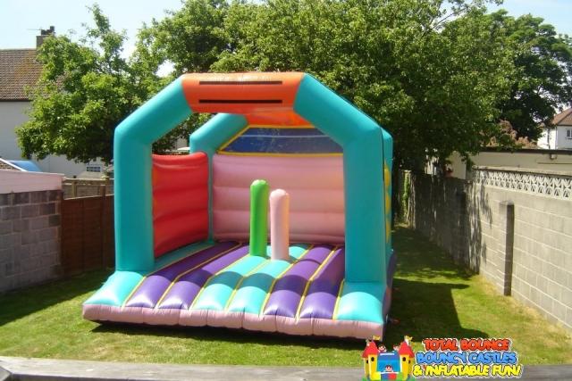 Adult Bouncy Castle Hire Burnham-on-Sea