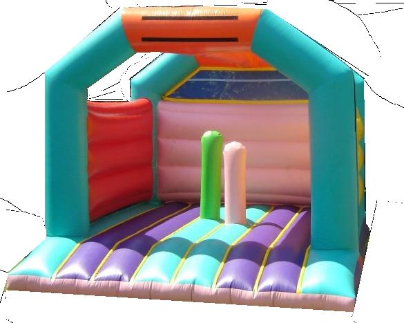 Adult Bouncy Castle Hire Weston-super-Mare
