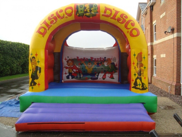 Budget Priced Bouncy Castle Hire