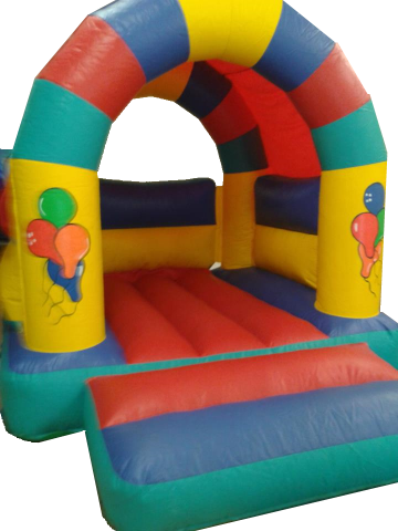 balloon small childrens bouncy castle