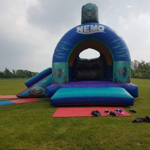 Under The Sea Bouncy Castle Hire in Burnham-on-Sea