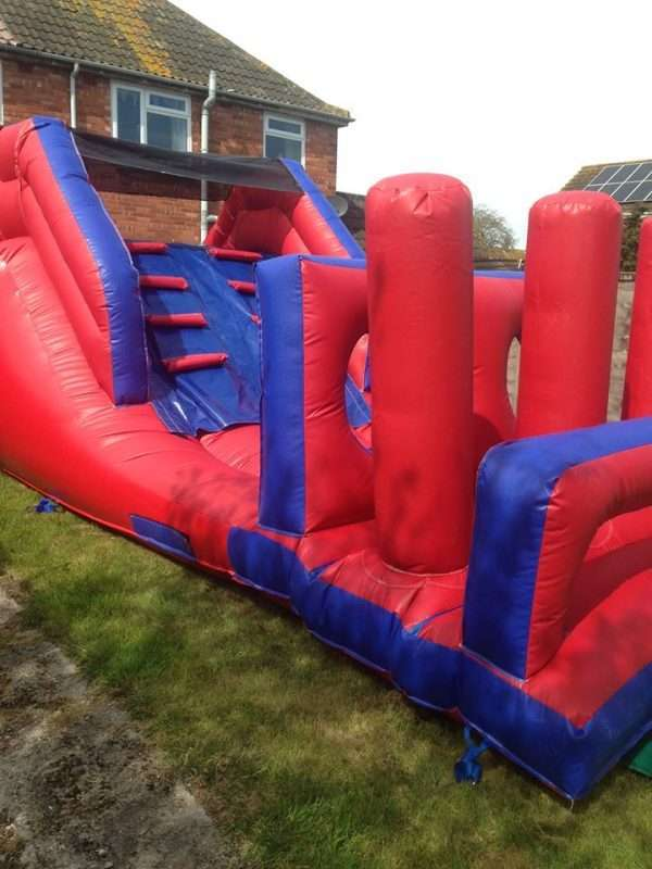 Indoor Obstacle Course Hire