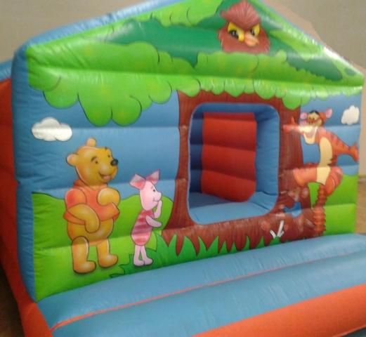 Indoor or Outdoor Bouncy Castle Hire