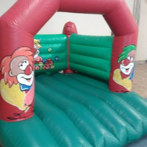 Clown Bouncy Castle Hire Taunton