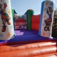 Circus Bouncy Castle Hire in Somerset