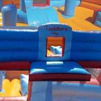 Childrens Inflatable Play Area Hire in Bristol