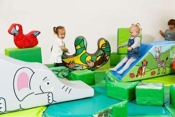 Jungle Soft Play Hire Taunton