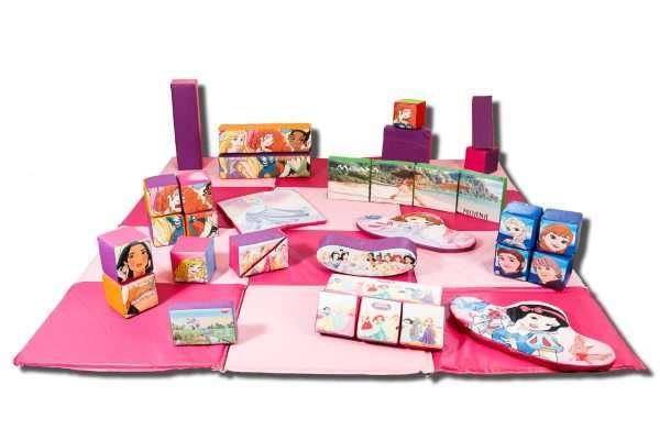 Princesses Soft Play Hire in Taunton and Bristol