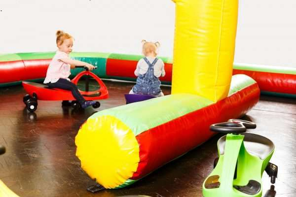 Inflatable Race Track Hire Somerset