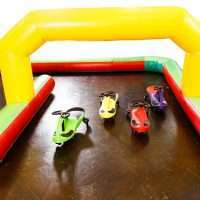 Kids Didcar Racing Track with Cars