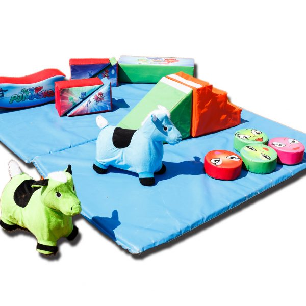 Outdoor Soft Play Hire Bristol