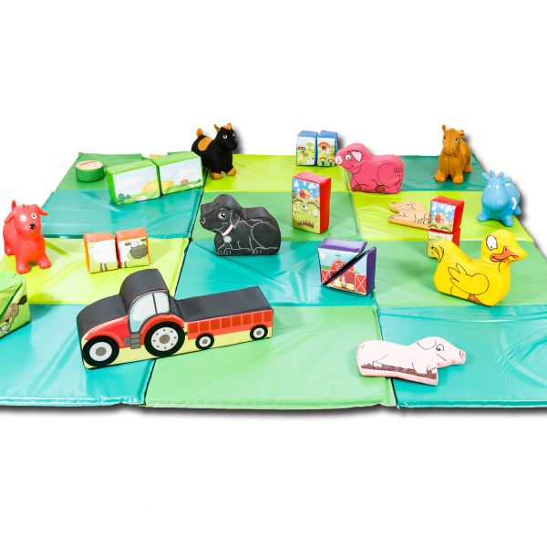 Package Price Farm Animals Soft Play Hire