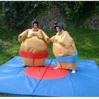 Sumo Suit Hire Weston-super-Mare