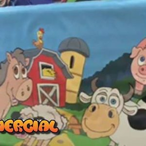 soft play farm mat