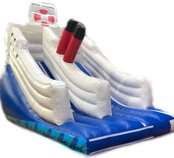 Inflatable Slide Hire Uk: Sea Themed Inflatable Hire